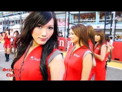 �� Hot, Sexy Formula One Girls 2018 - Sexy Formula 1 ��