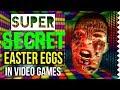 Super Secret Easter Eggs in Video Games! Feat. Oddheader