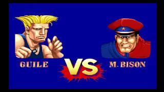 Street Fighter ll Turbo: Hyper Fighting - Guile [[TAS]] HD 1080p 60fps
