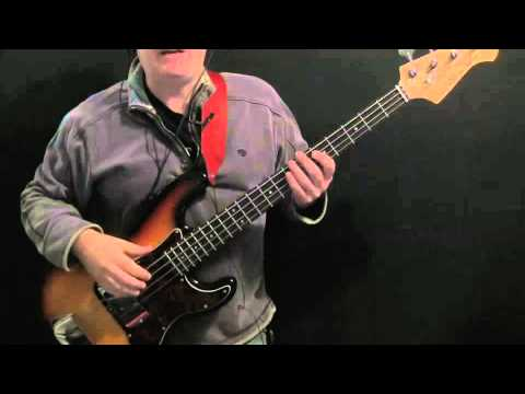Bass For Beginners   House Of The Rising Sun