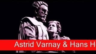 Astrid Varnay & Hans Hotter: Wagner - Die Walküre, 'Act3 Duet'