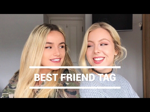 BEST FRIEND TAG | SYD AND ELL