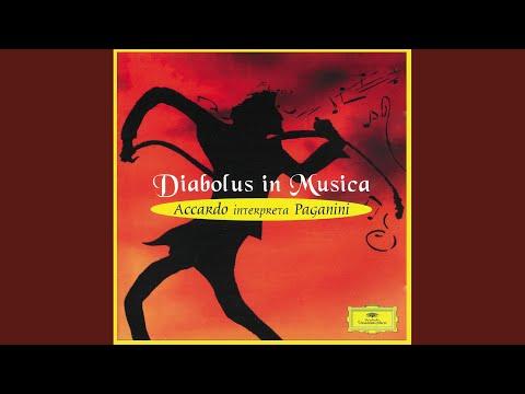 Paganini: 24 Caprices for Violin, Op.1 - no. 13 in B flat major - Excerpt: 30 sec