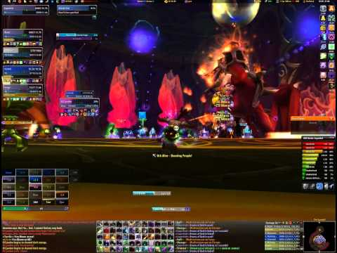 World of Warcraft, гильдия Excellence, босс Кил'джеден KILL  13.07.2008г