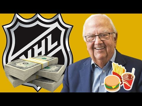 WHERE DID EVERY NHL OWNER GET THEIR MONEY FROM? You probably won't be surprised