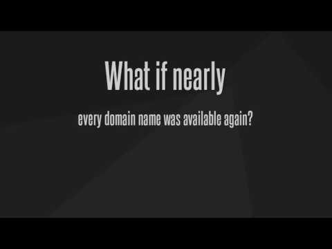How to have a dotless domain name 720p