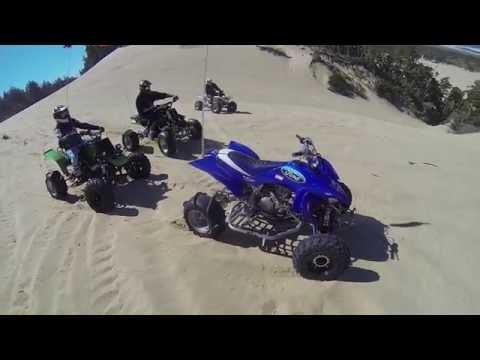 YFZ450 Banshee 350 Riding in the Dunes - Throwback Thursday