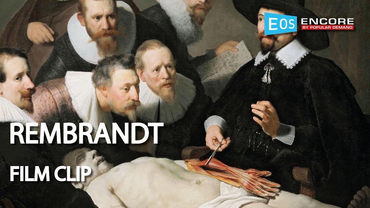REMBRANDT'S MEMENTO MORI | Rembrandt (Encore Screenings 2019) | Film Clip
