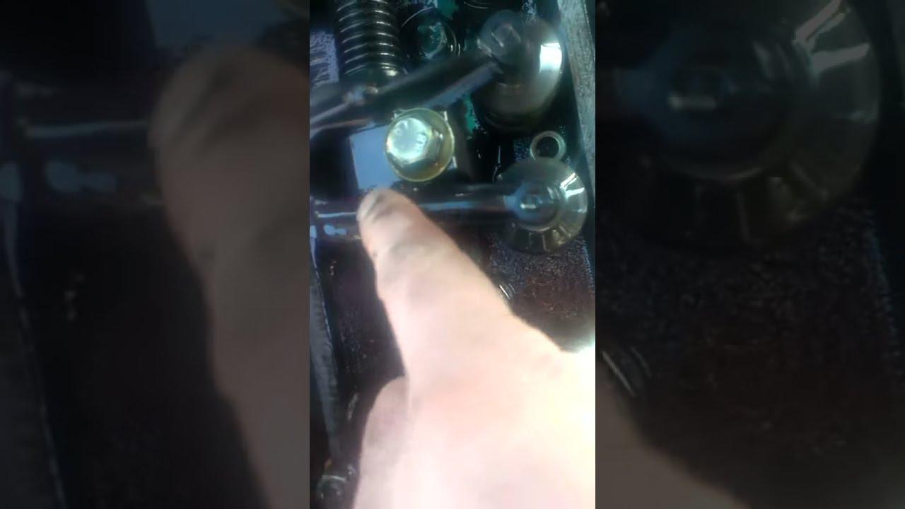 фотон 1099 работа двигателя без клапанной крышки