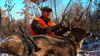 Cabela's Whitetail Season | Snowy Cold Late Season Iowa Muzzleloader Hunt