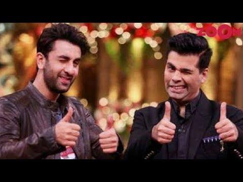 Karan Johar keen on roping Ranbir Kapoor for a cameo in his upcoming movie 'Takht'? Mp3