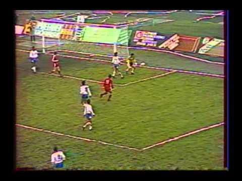 Polska - Cypr 0-0 (12 kwietnia 1987). WIDEO