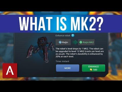 War Robots: MK2 Tutorial   What is MK2?