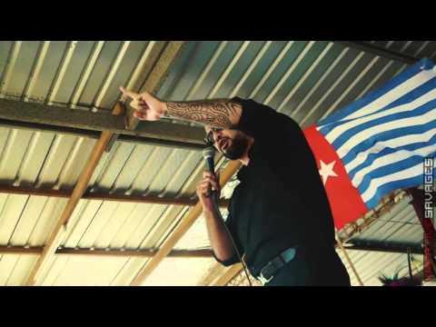 Gary Juffa. West Papua Day 2015