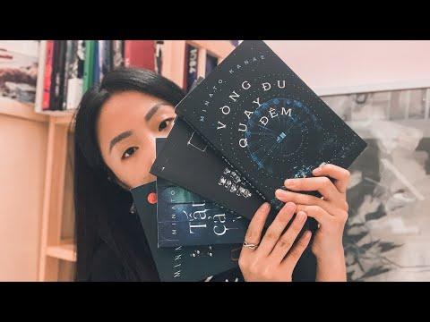 review sách của Minato Kanae 💘 #trinhthám #kinhdị