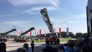 Video still for Link Belt Crane Days 2018