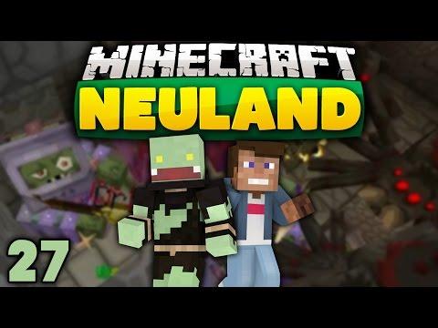 Minecraft Neuland #27 - Der MEGA Dungeon!   ungespielt