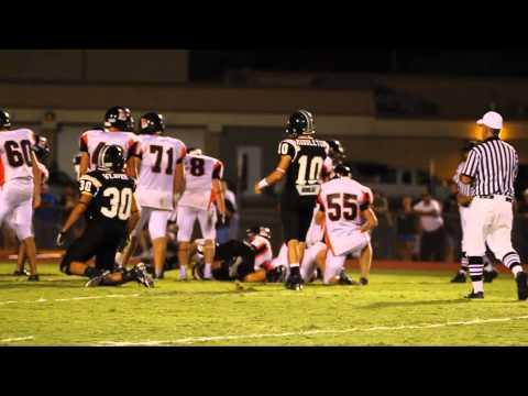 Llano Vs Comanche Opening Game  