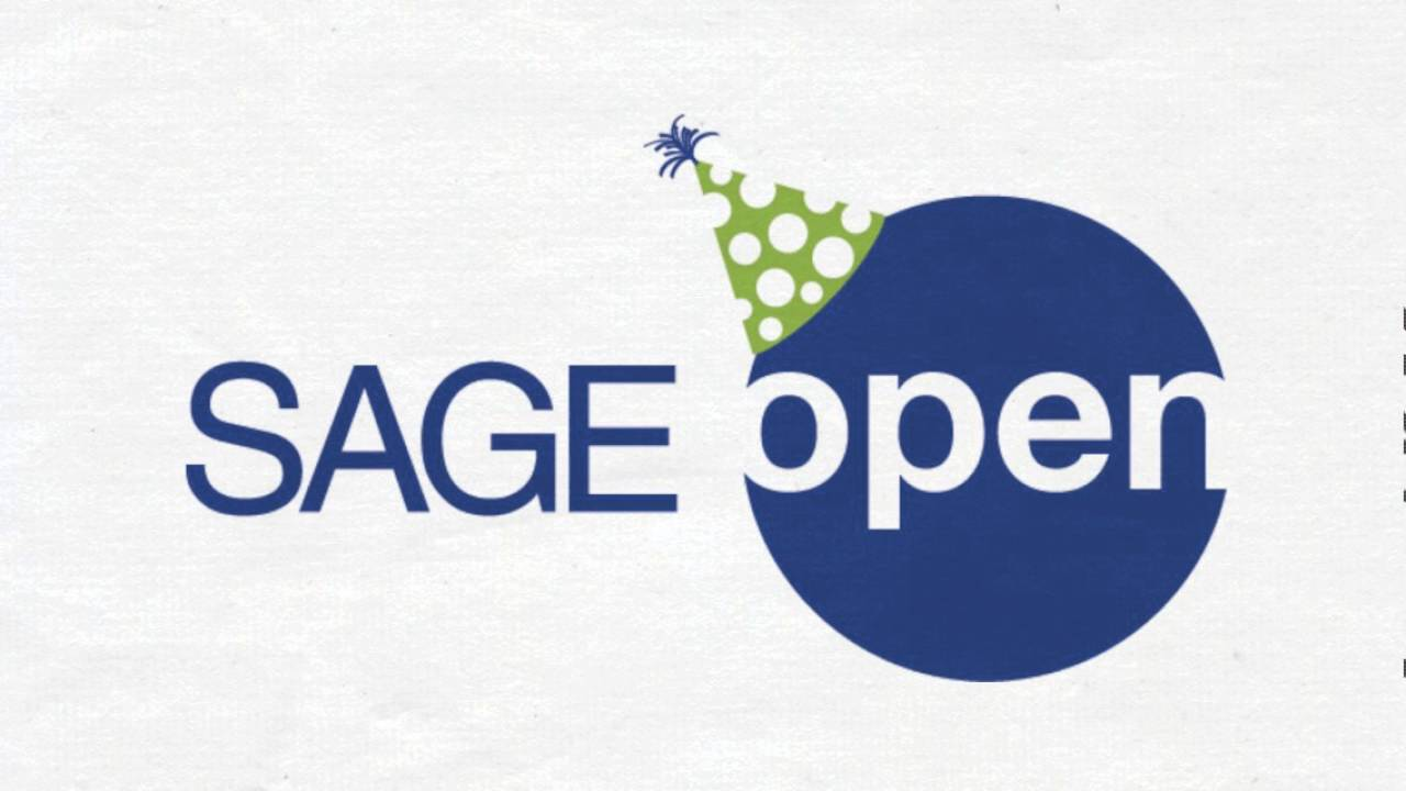 sage open publishes peer reviewed - 1280×720