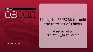Using the ESP8266 to build the Internet of Things