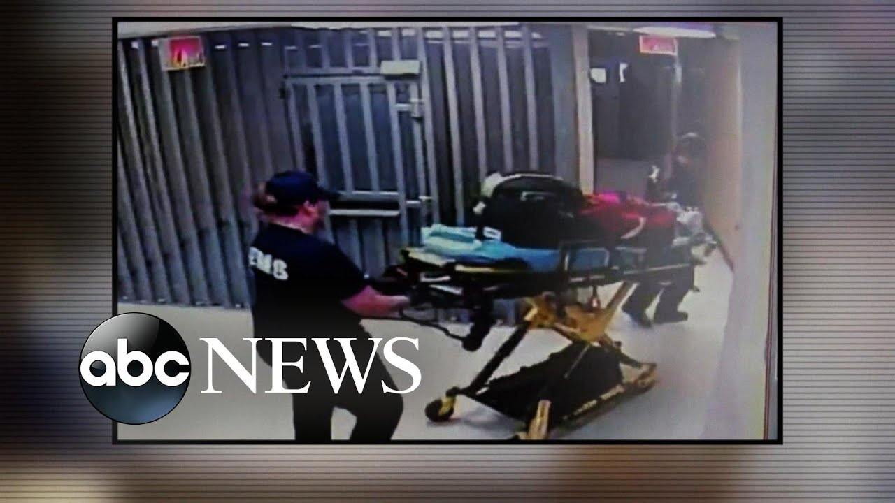 Sandra Bland Jailhouse Video Shows Last Moments of Her Life