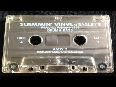 Andy C, Fearless, Det & Hyper D - Slammin' Vinyl - Bagley's 1998