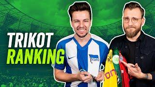 Das große Bundesliga 2019/20 Trikot Ranking (Heimtrikots)