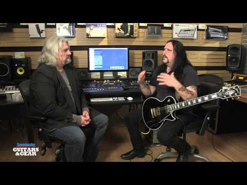 Guitars and Gear Vol. 8 - Mike Scaccia Interview, Sweetwater Sound