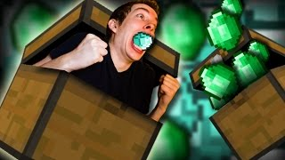 Amazing Treasure! Mineplex Chest Opening! (minecraft Parody)