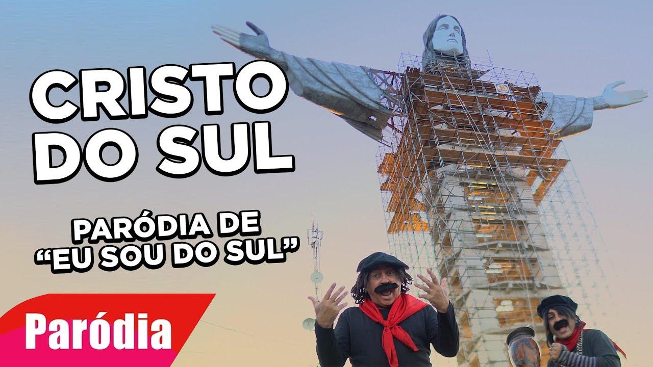 Guri de Uruguaiana lança paródia sobre Cristo de Encantado