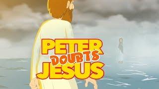 Peter Doubts Jesus! | English | Stories of Saints