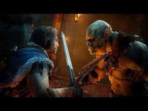 Middle-Earth: Shadow of Mordor Part 1  