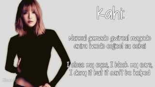 Kahi - Slow [English Lyrics + Romanisation] HD