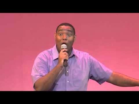Durban comedian Carvin H Goldstone - Best Comedy Show