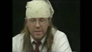 Charlie Rose interviews David Foster Wallace, 4/4