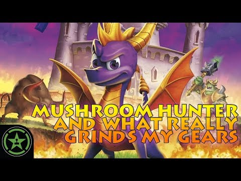 Spyro: Mushroom Hunter and Really Grinds my Gears Guide