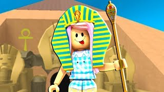 ROBLOX Escape The Ancient Pyramid Obby