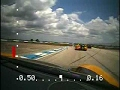 porsche ferrari crash at sebring