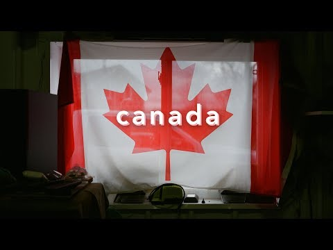 Shooting Film In Canada