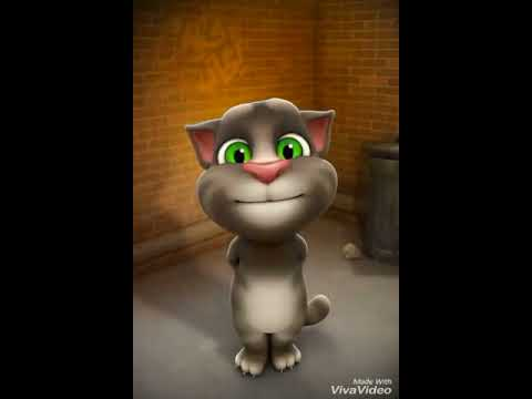 Jimikki Kammal Song By Talking Tom