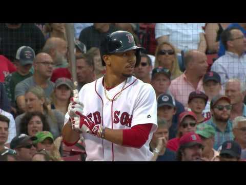 August 09, 2016-New York Yankees vs. Boston Red Sox
