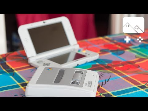 Unboxing : New 3DS XL édition collector SNES !