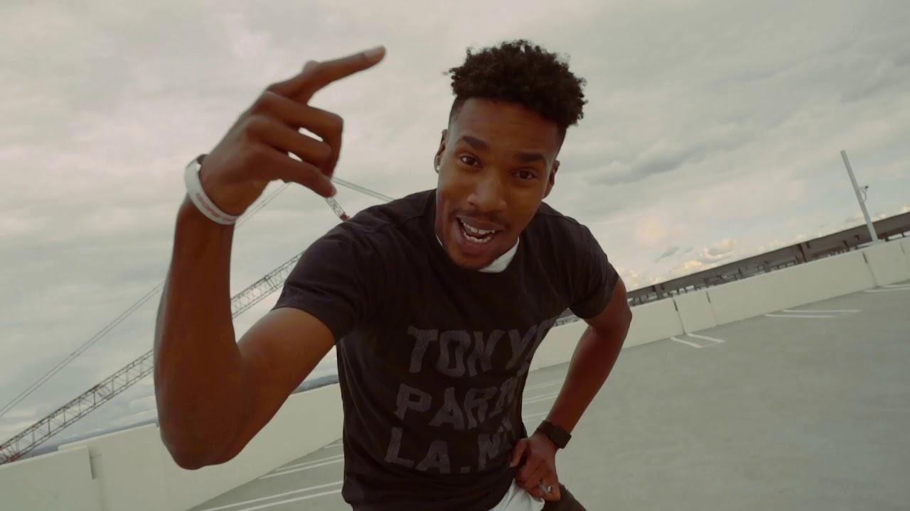 Christian Rap | CJ Emulous - On What I'm On music video