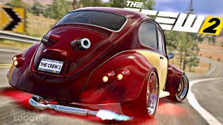 GRATIS VW Beetle Tuning - The Crew 2
