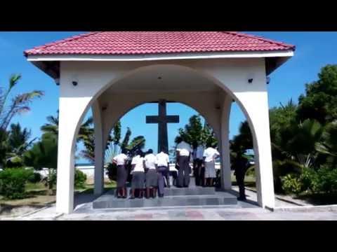 Messengers of  Light Session 2015 2016 Tanzania   Territory  Tour in Bagamoyo-11November2016