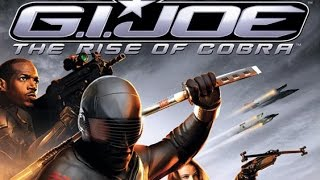 G.I  Joe The Rise of Cobra Walkthrough Gameplay