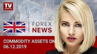InstaForex tv news: 06.12.2019:Oil and RUB to hold steadily high (RUB, Oil)