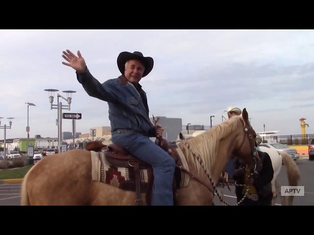 AP Mayor's Rodeo for Recreation 2018 Promo - April 19, 2018