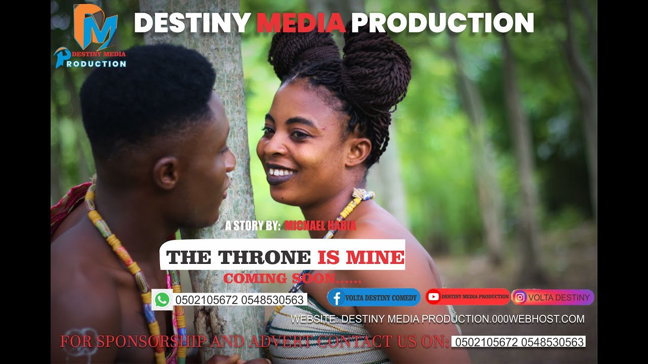 Download THE THRONE IS MINE OFFICIAL TRAILER