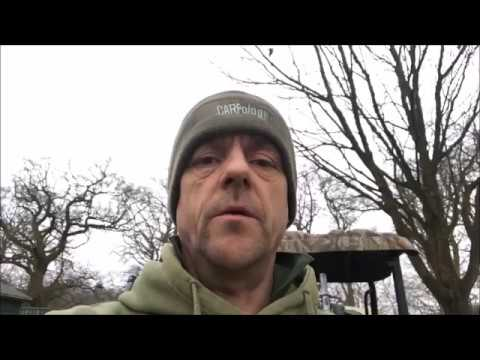 Winter Carp Campaign On Daughters Lake At Beaver Fishery Vlog 2